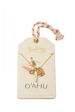 Spartina 449 Greetings From O'ahu Necklace - Product List Image
