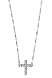 Spartina 449 Have Faith Necklace - Front full body