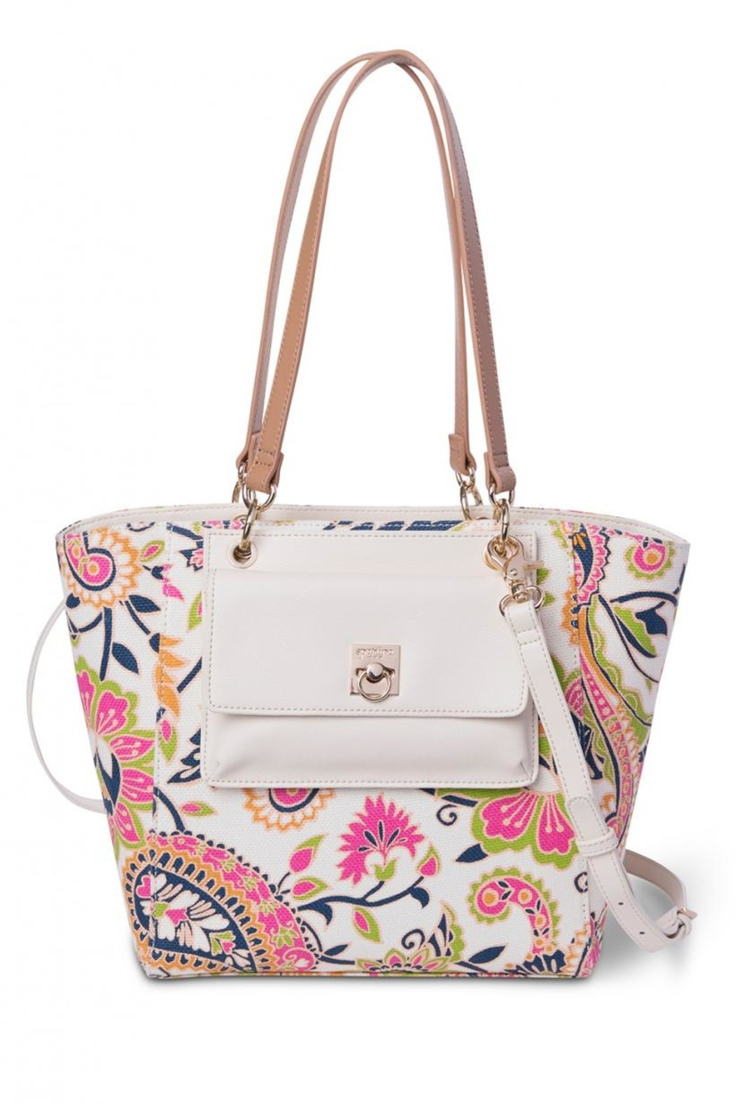 Spartina 449 High Ebb Tote - Front Cropped Image