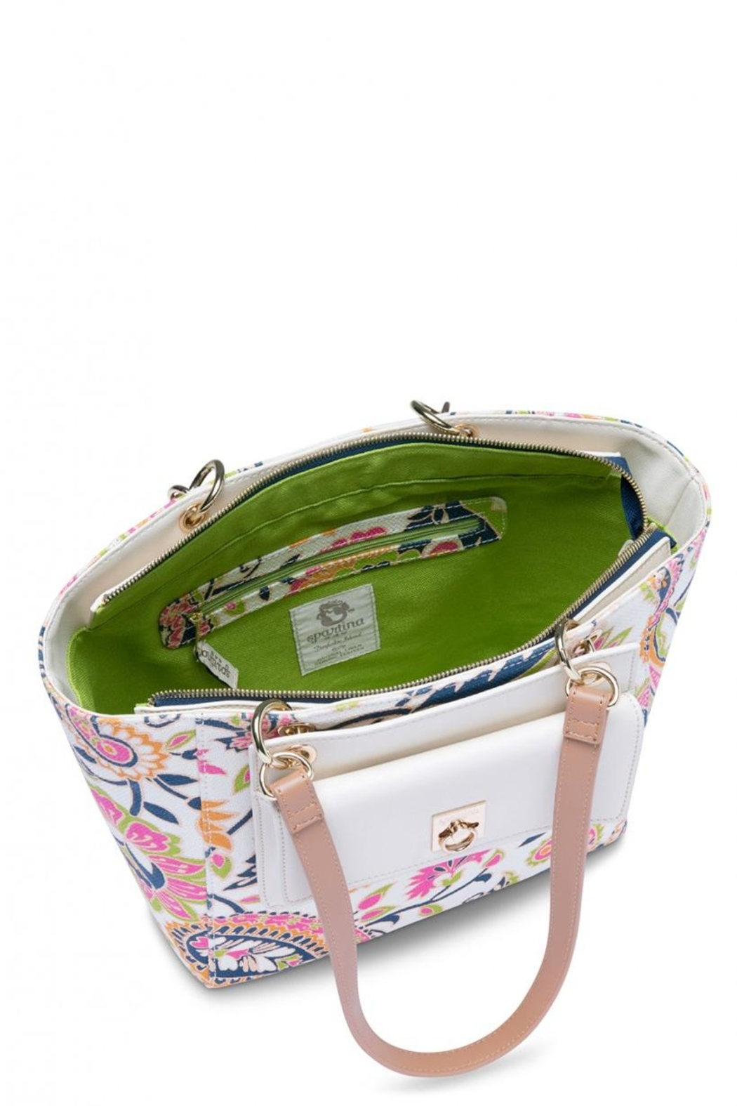 Spartina 449 High Ebb Tote - Back Cropped Image
