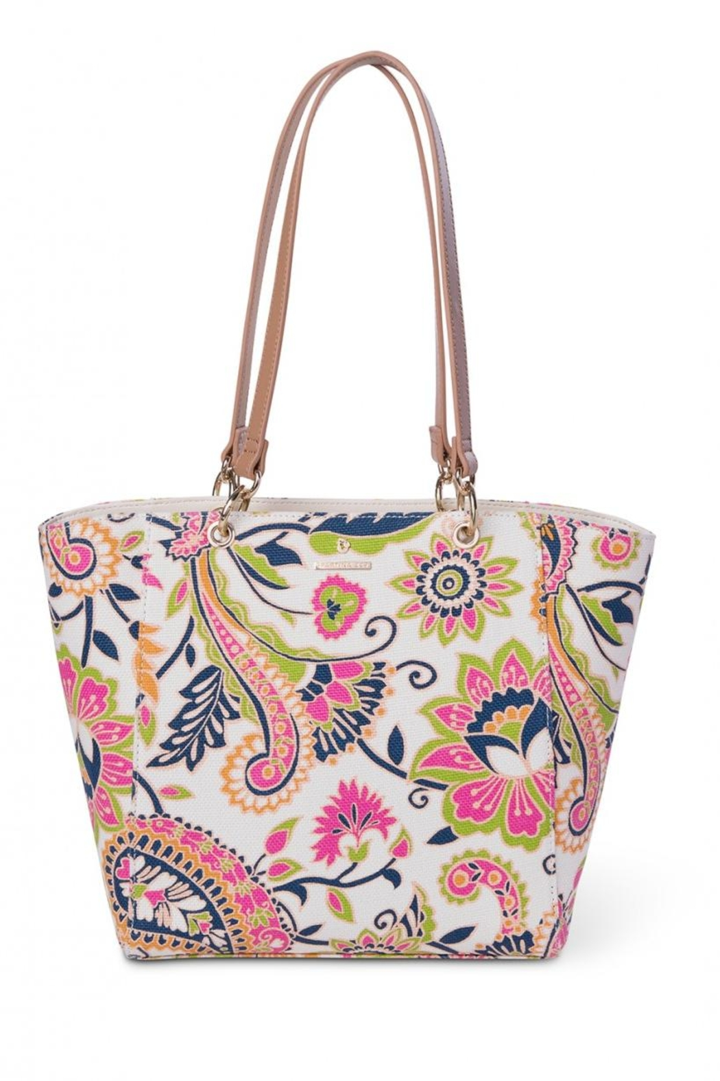 Spartina 449 High Ebb Tote - Front Full Image