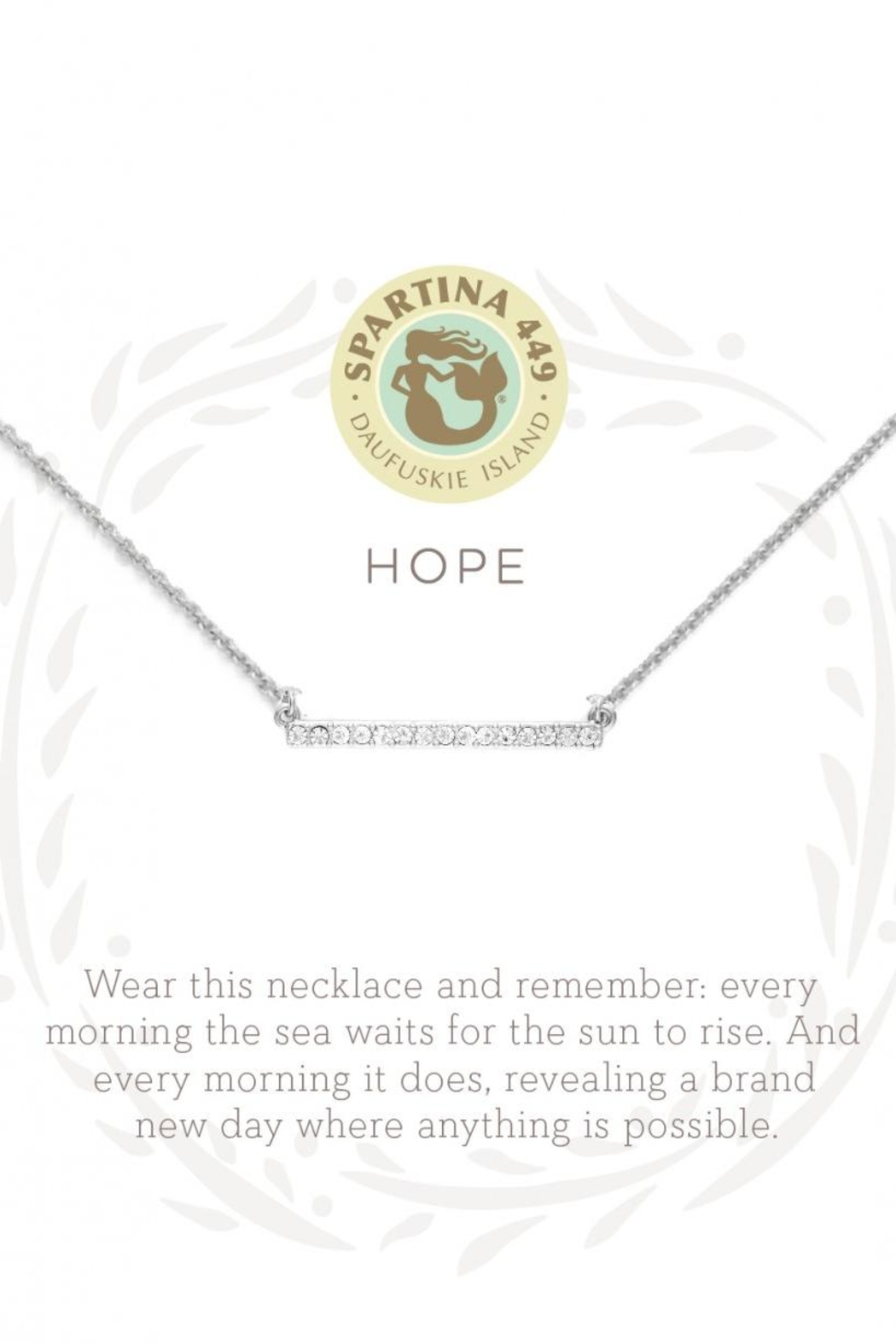 Spartina 449 Hope Necklace - Main Image