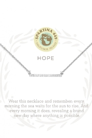 Spartina 449 Hope Necklace - Front cropped