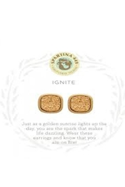 Spartina 449 Ignite Earrings - Front cropped