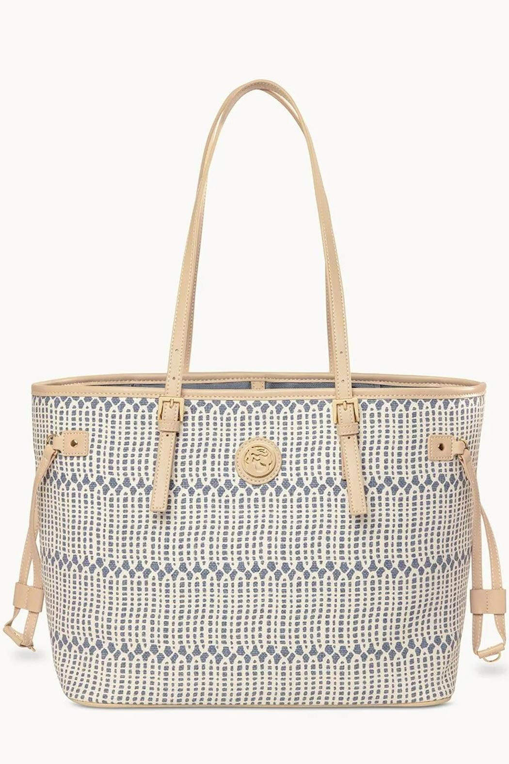Spartina 449 Songbird Jetsetter Tote - Main Image