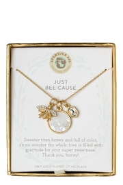 Spartina 449 Just Bee-Cause Necklace - Front cropped