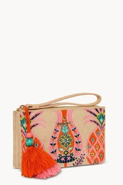 Spartina 449 Kaia Emmy Wristlet - Front full body