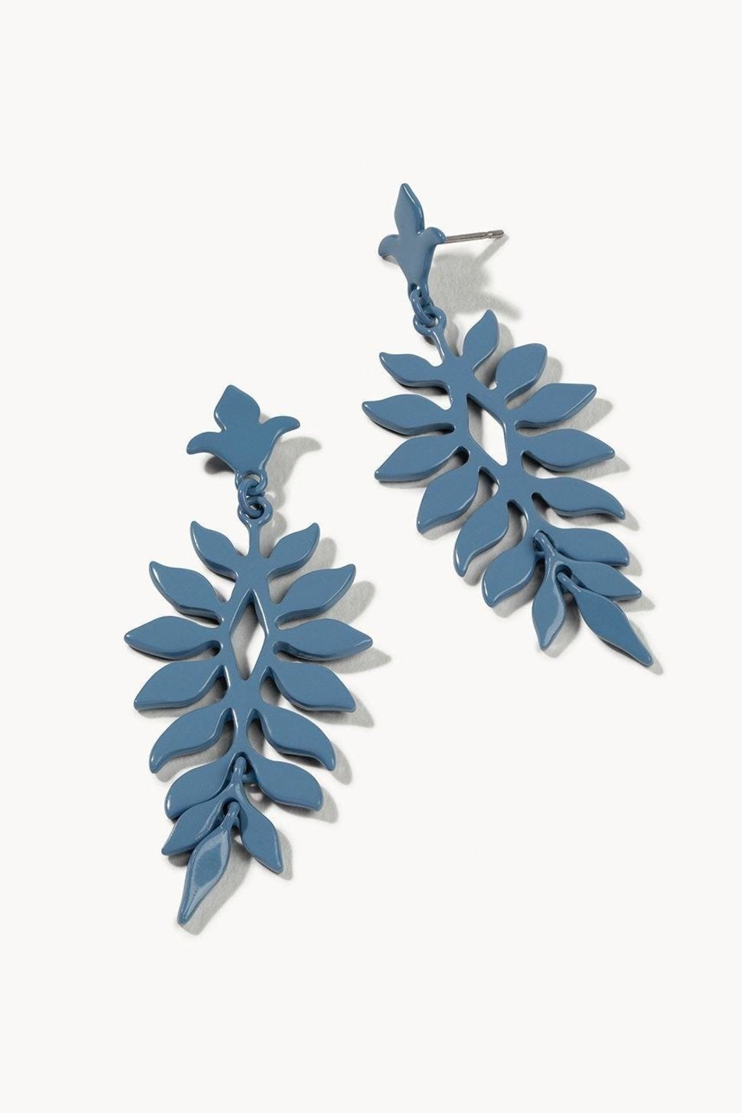 Spartina 449 Lighthouse Earrings - Front Cropped Image