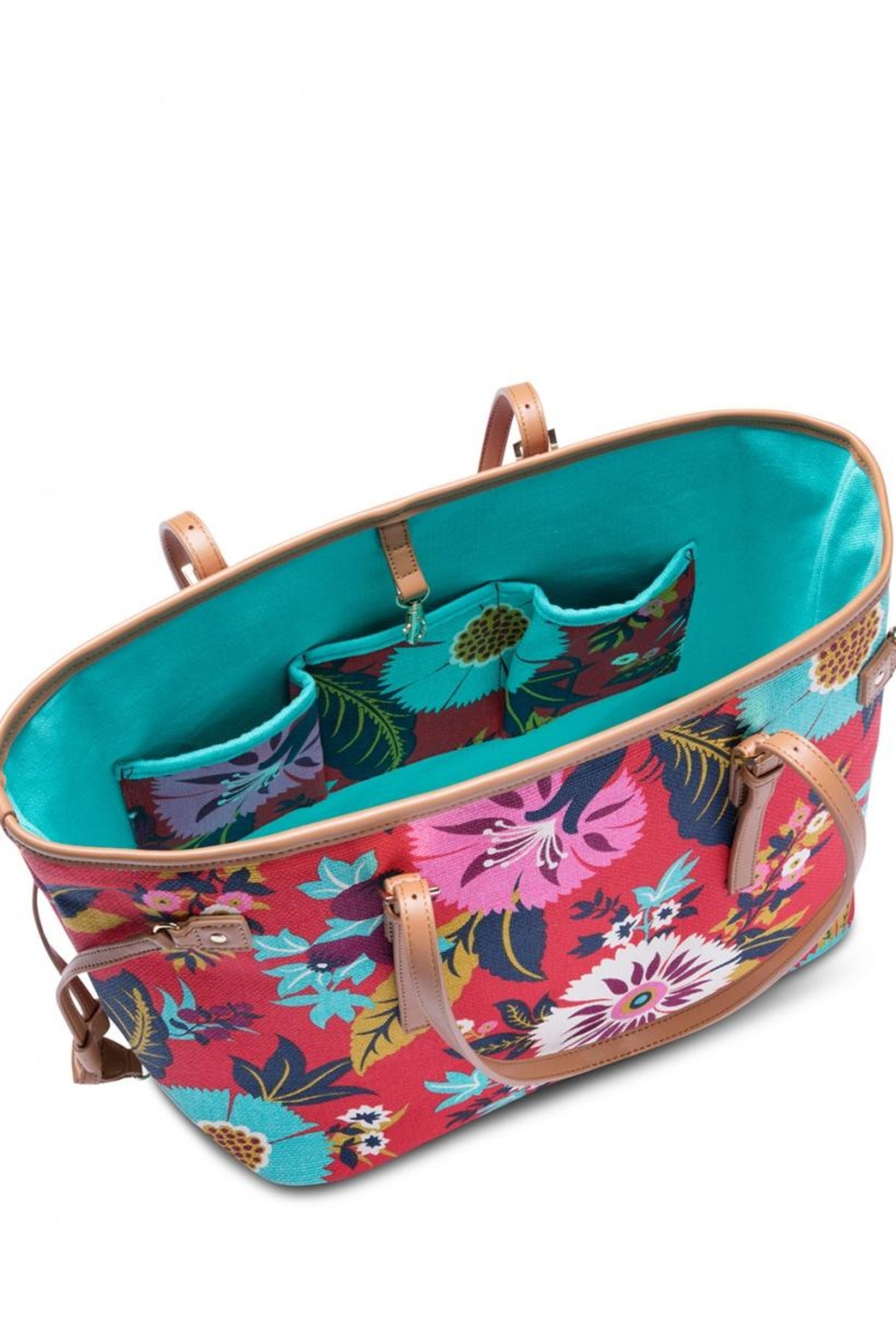 Spartina 449 Little Bermuda Tote - Side Cropped Image