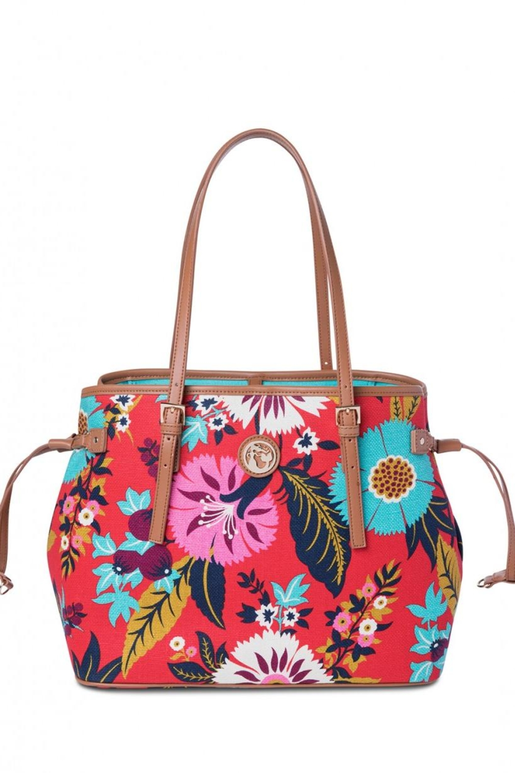 Spartina 449 Little Bermuda Tote - Front Full Image