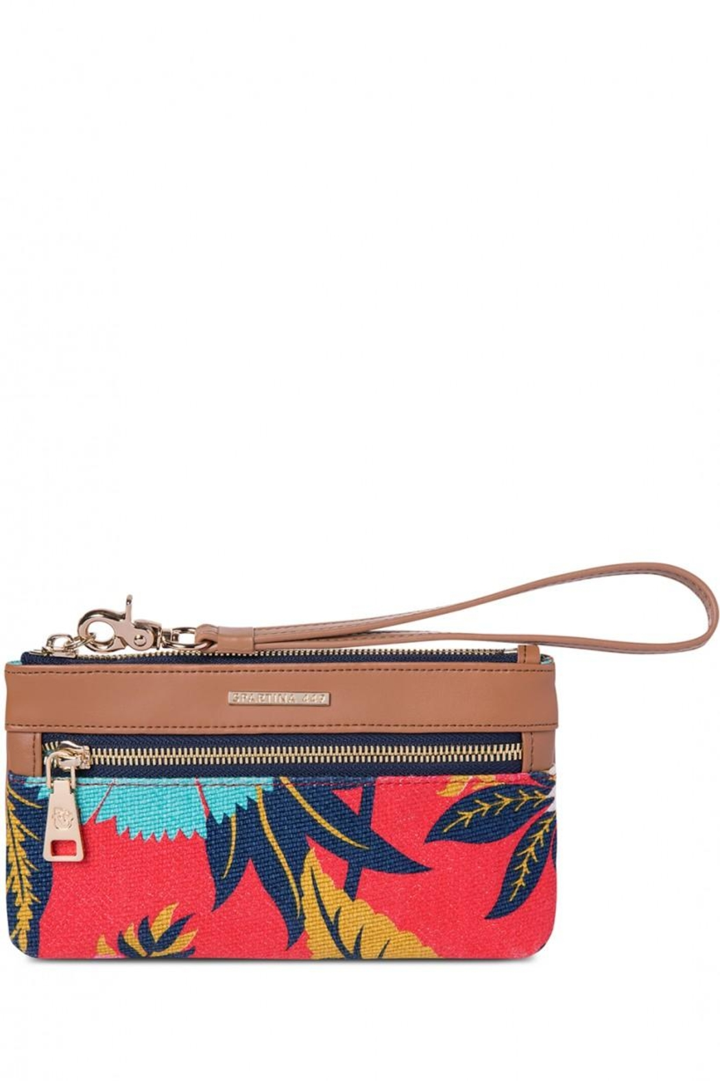 Spartina 449 Little Bermuda Wallet - Side Cropped Image