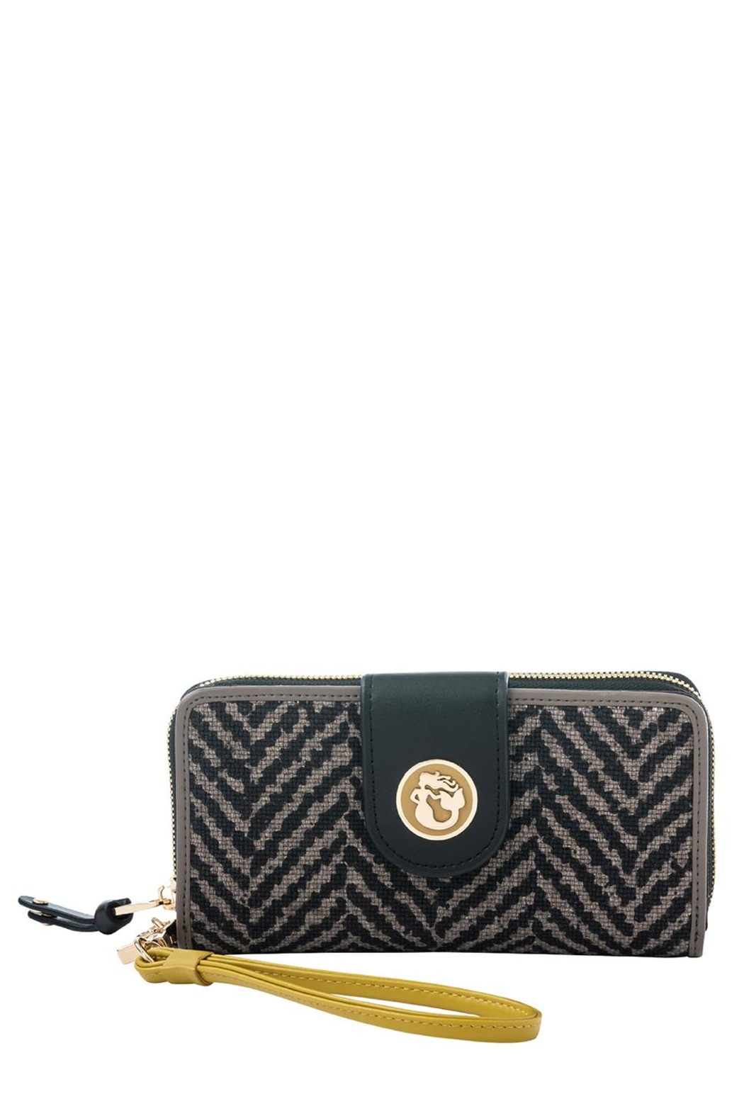 Spartina 449 Lorelei Club Wallet - Front Cropped Image