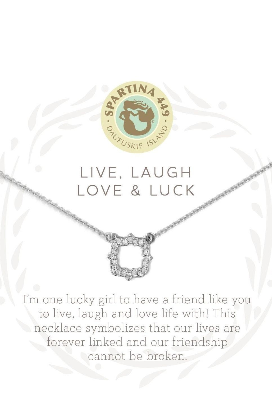 Spartina 449 Luck Necklace - Front Full Image