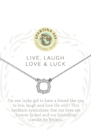 Spartina 449 Luck Necklace - Front full body