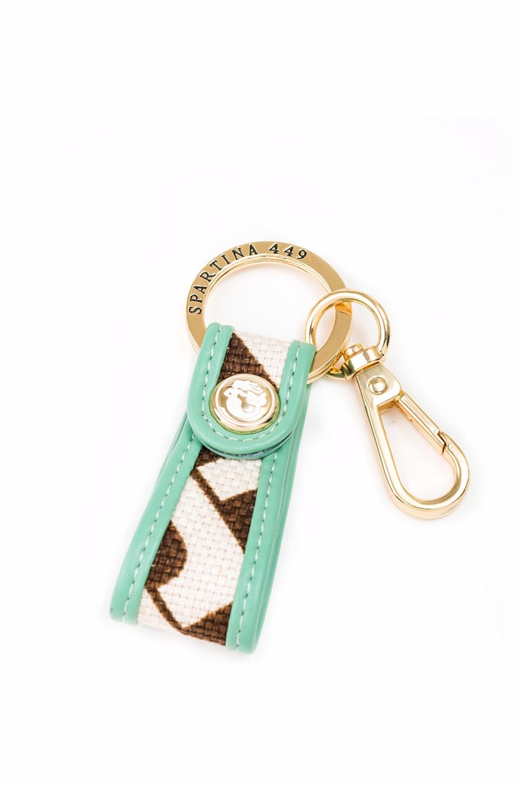 Spartina 449 Madison Keychain - Front Cropped Image