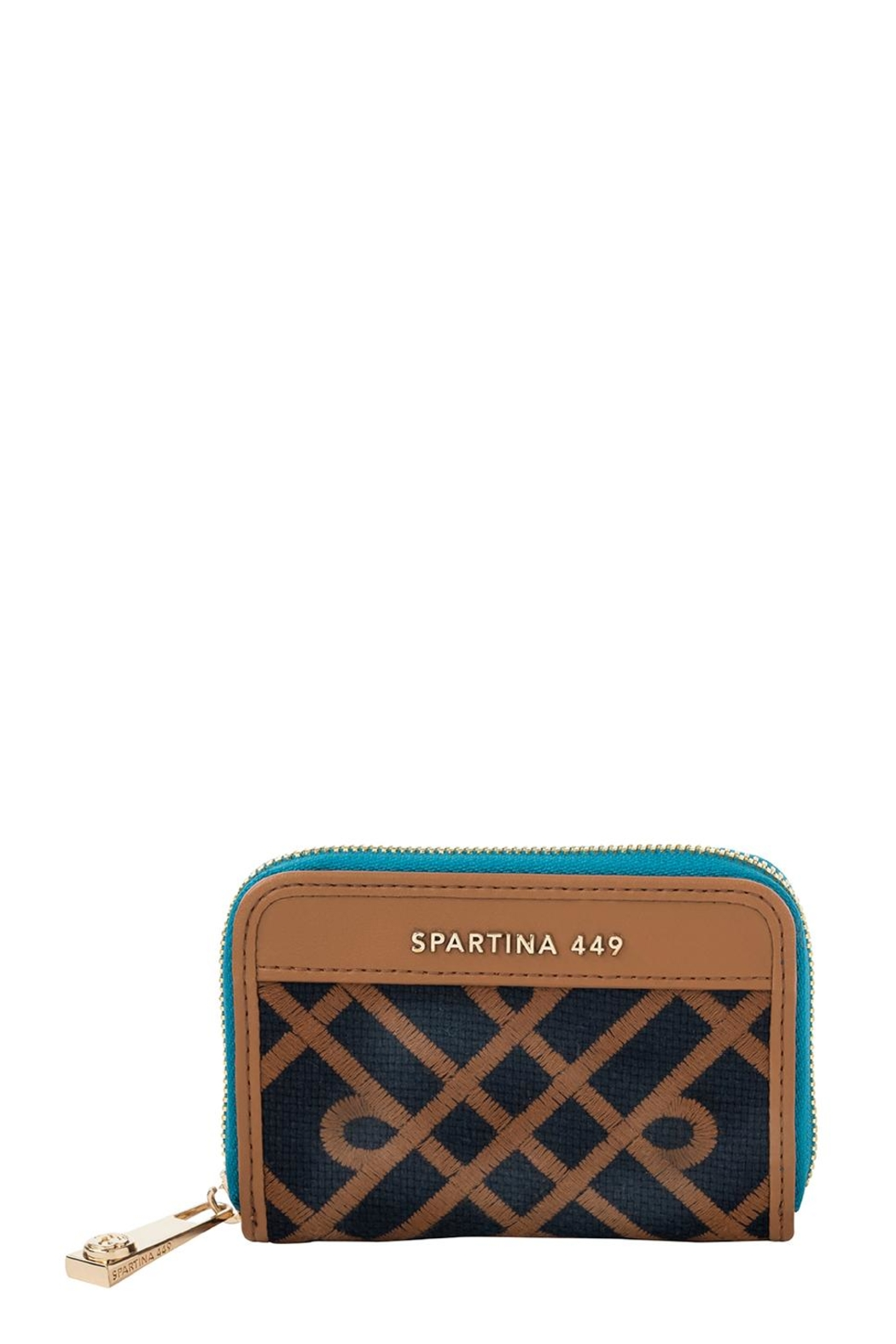 Spartina 449 Mareena First-Mate Wallet - Front Cropped Image