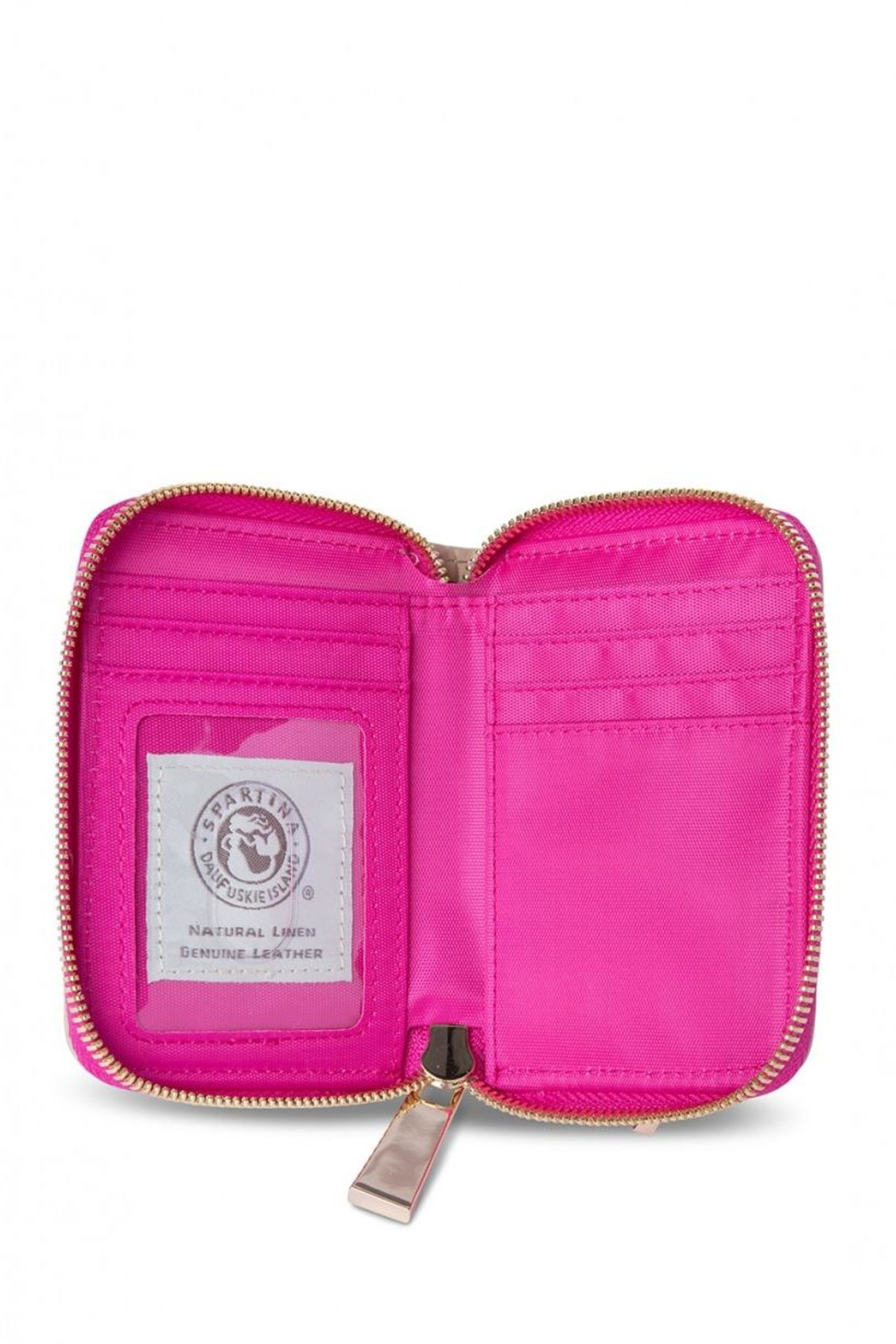 Spartina 449 Maritime First-Mate Wallet - Front Full Image