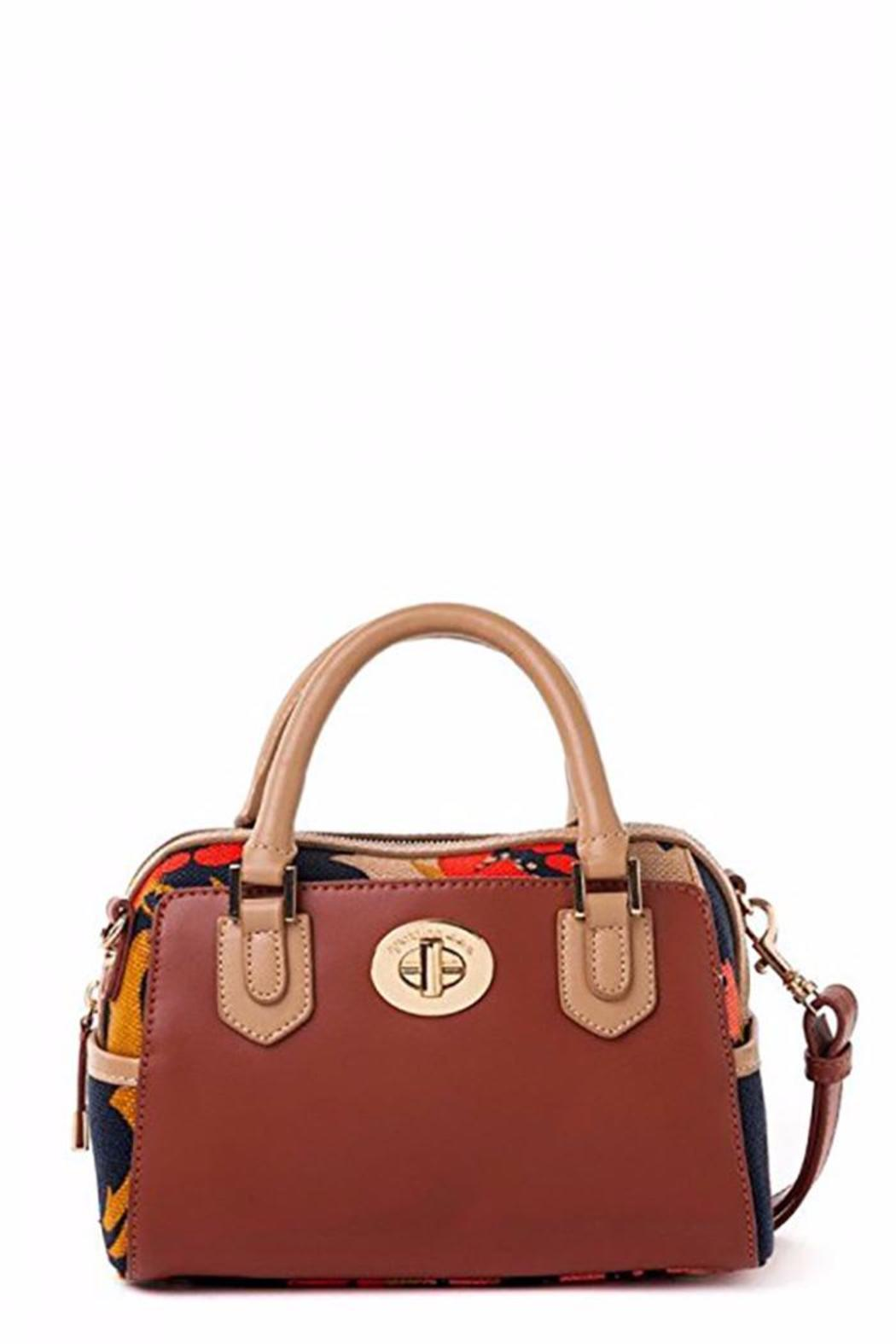 Spartina 449 Versatile Petite Satchel - Front Cropped Image