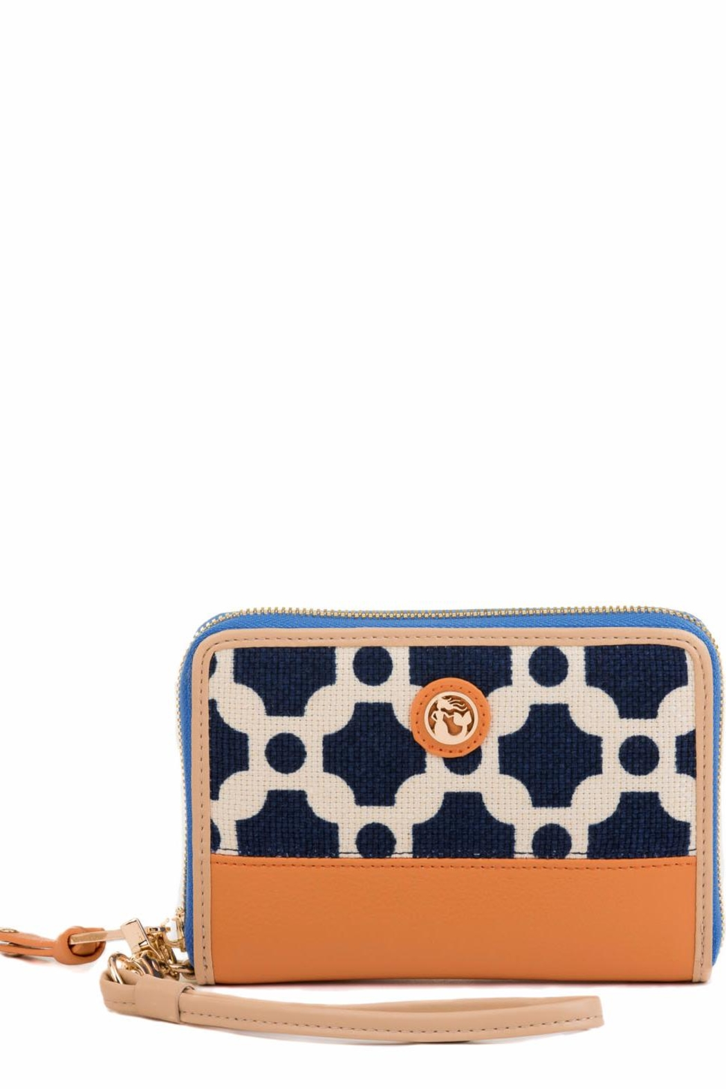 Spartina 449 May River Wallet - Front Cropped Image