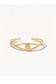 Spartina 449 Mermaid Wave Cuff - Front cropped