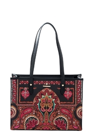 Spartina 449 Midnight Coral Tote - Product Mini Image