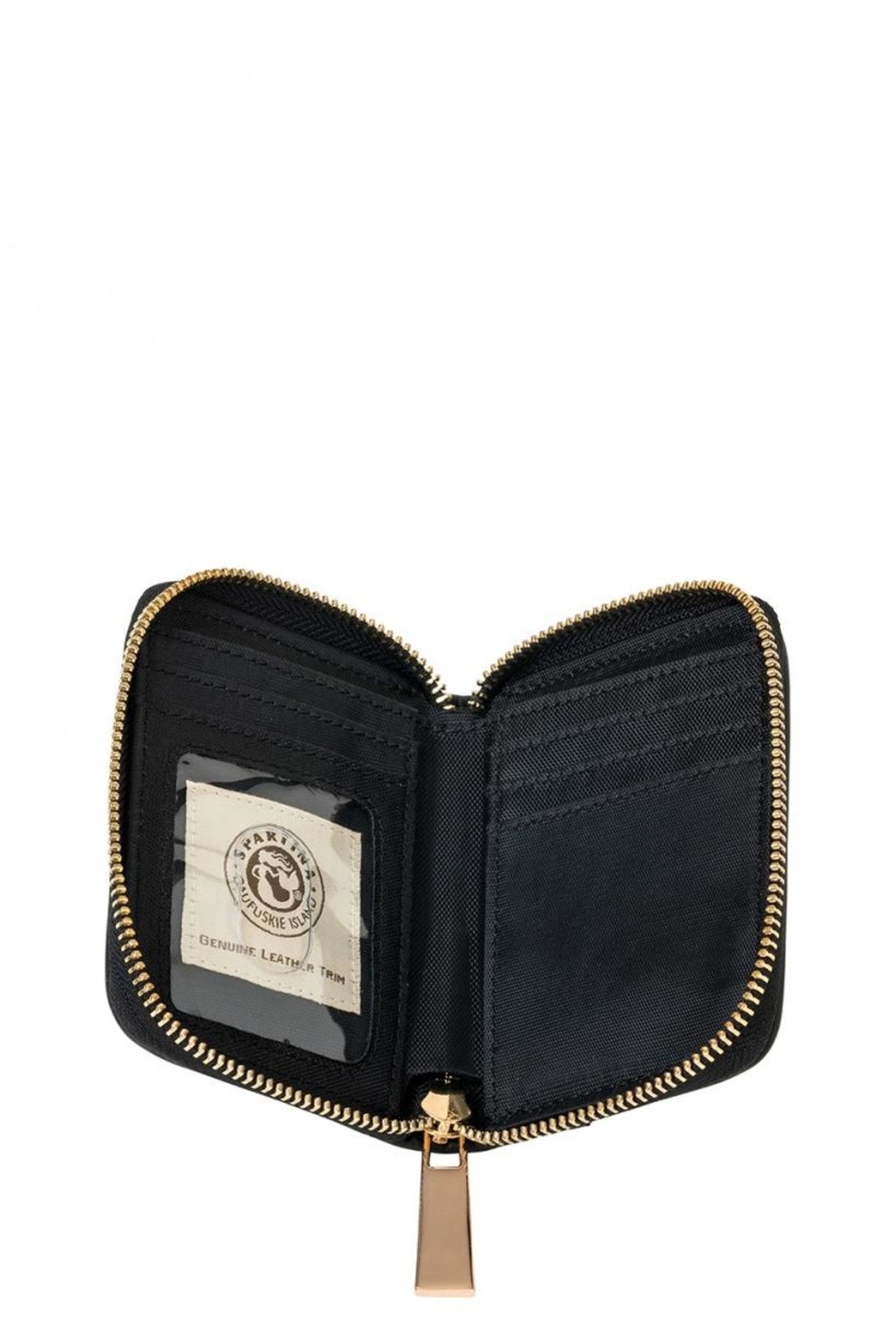 Spartina 449 Midnight Coral Wallet - Front Full Image
