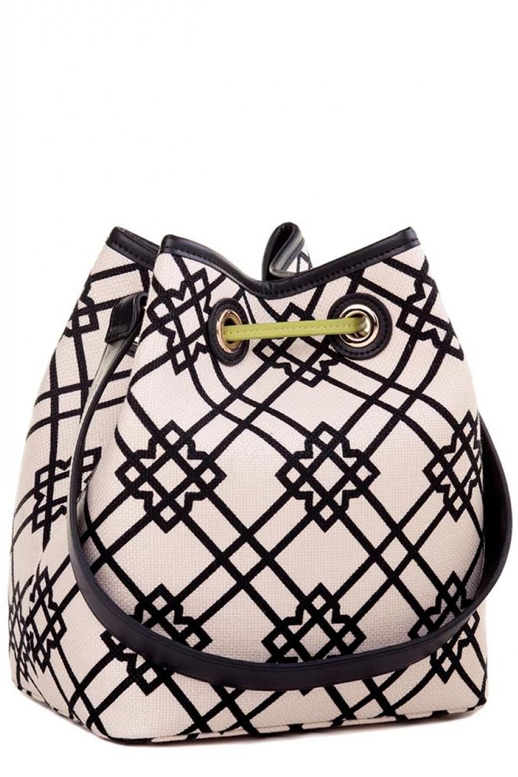 Spartina 449 Milly Drawstring Bag - Front Full Image