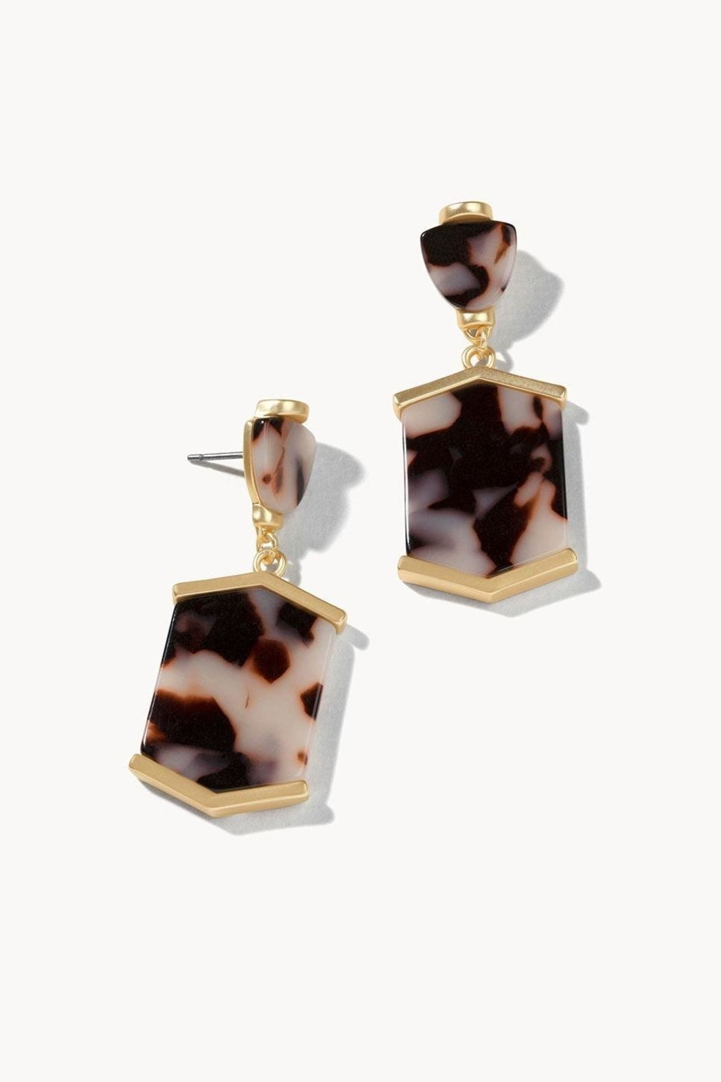 Spartina 449 Monroe Earrings - Front Cropped Image