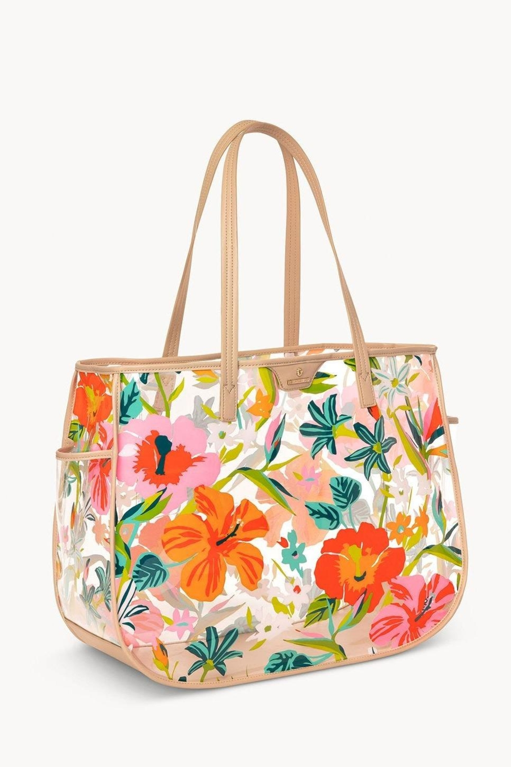 Spartina 449 Moreland Beach Tote - Side Cropped Image
