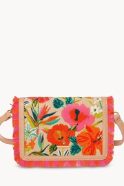 Spartina 449 Moreland Embroidered Crossbody - Front cropped
