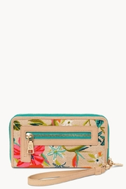 Spartina 449 Moreland Embroidered Wallet - Side cropped