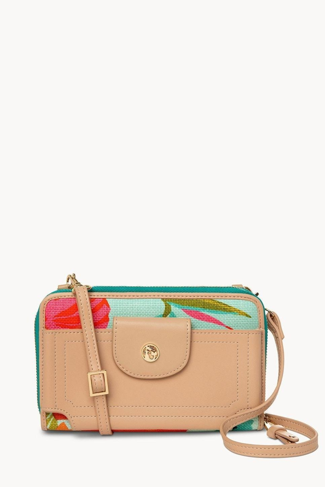 Spartina 449 Moreland Phone Crossbody - Front Cropped Image