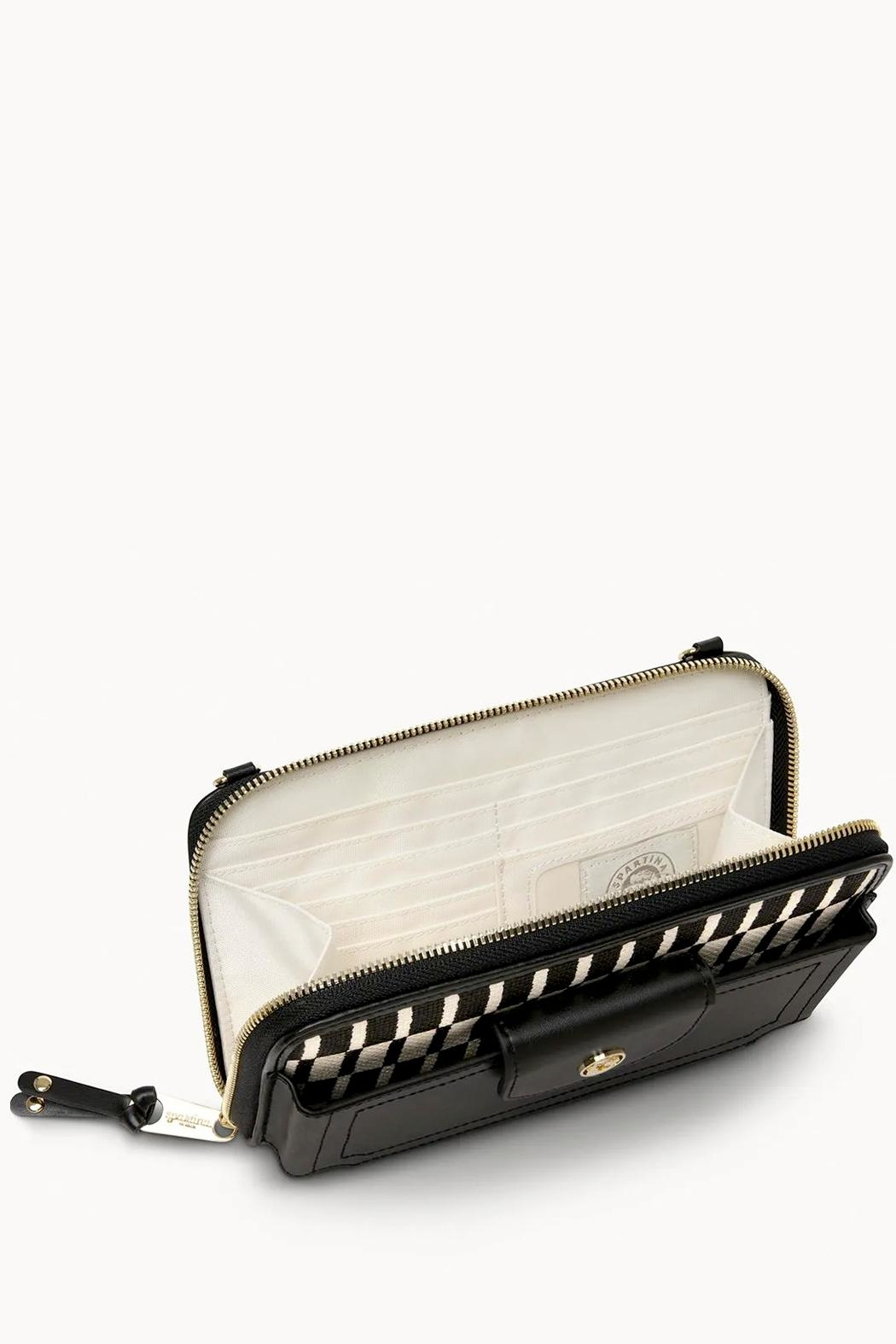 Spartina 449 West-Bluff Multi-Phone Crossbody - Side Cropped Image