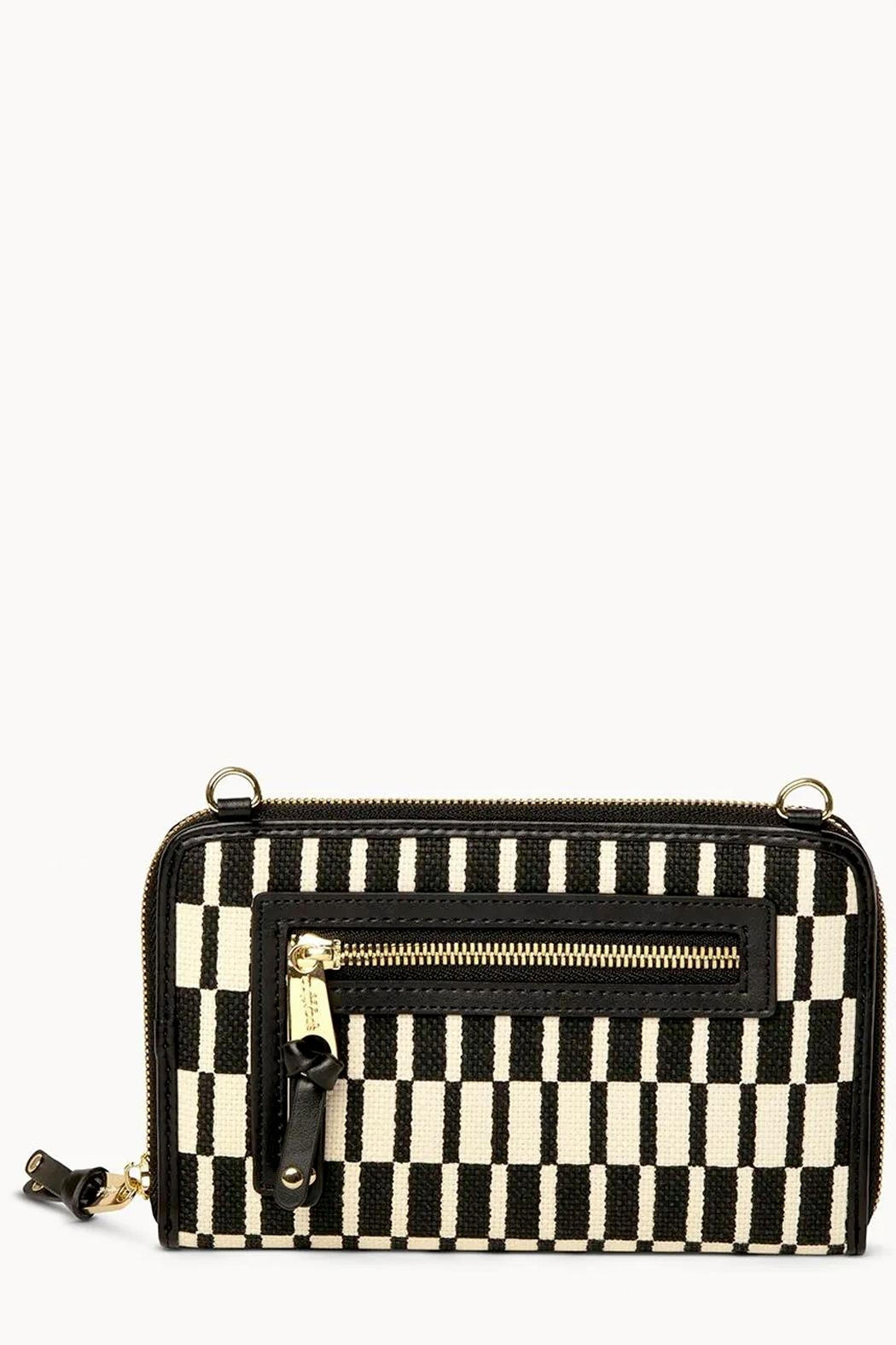 Spartina 449 West-Bluff Multi-Phone Crossbody - Front Full Image
