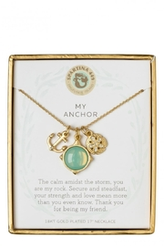 Spartina 449 My Anchor Necklace - Product Mini Image