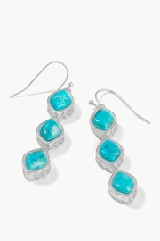 Spartina 449 Naia Drop Earrings - Front cropped