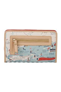 Spartina 449 Northeaster Harbors Snap Wallet - Alternate List Image
