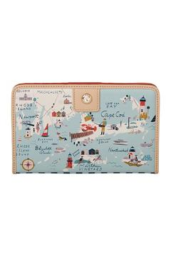 Spartina 449 Northeaster Harbors Snap Wallet - Product List Image