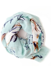 Spartina 449 Northeastern Harbors Scarf - Product Mini Image