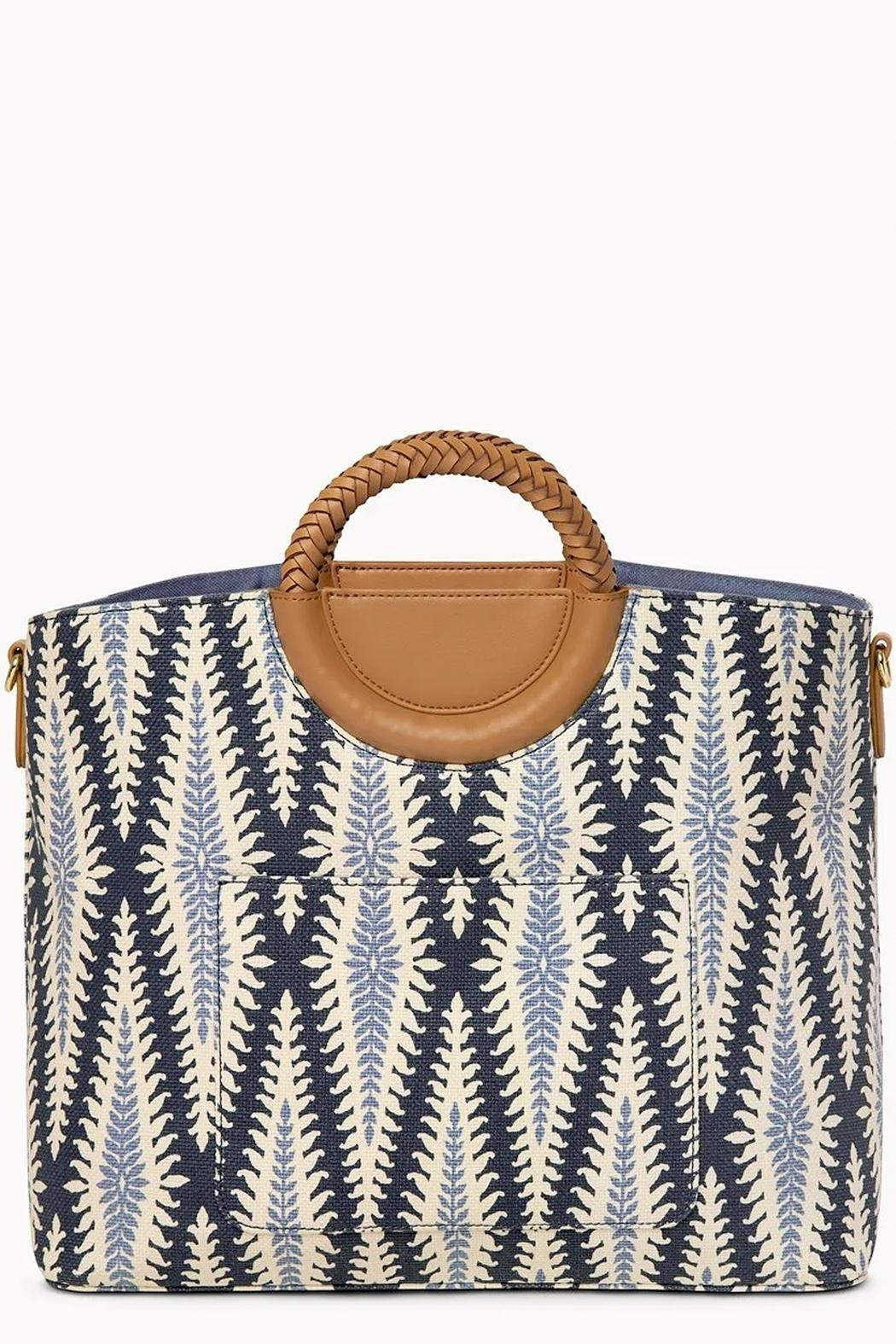 Spartina 449 Lighthouse Olivia Tote - Front Full Image