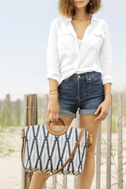 Spartina 449 Lighthouse Olivia Tote - Back cropped