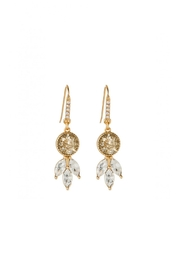 Spartina 449 Patina Drop Earrings - Front cropped
