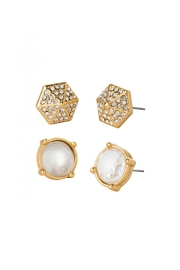 Spartina 449 Pearl Gala Stud-Earrings - Product Mini Image