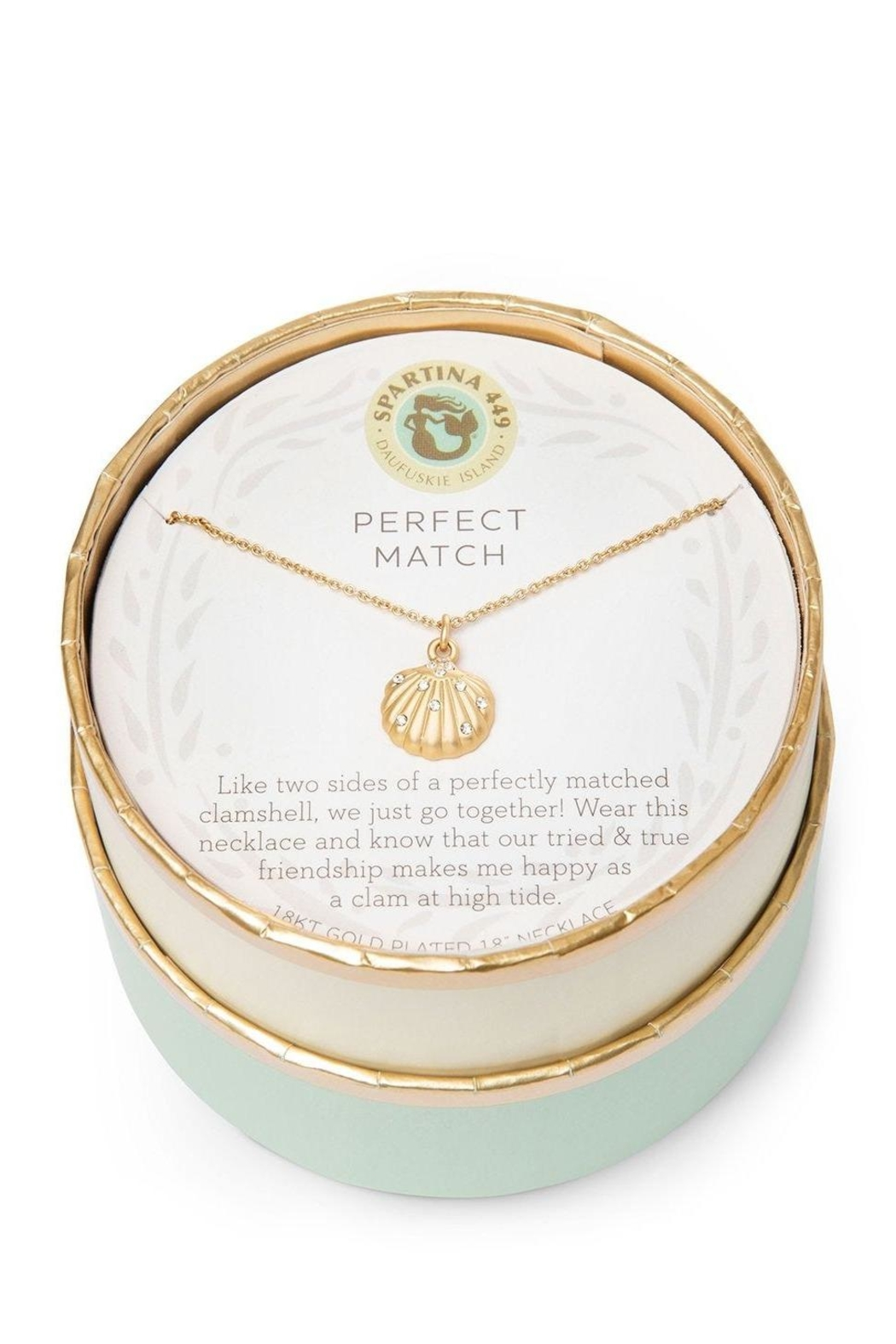 Spartina 449 Perfect Match Necklace - Front Full Image