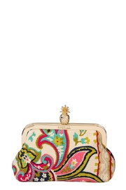 Spartina 449 Pineapple Coin Purse - Front cropped