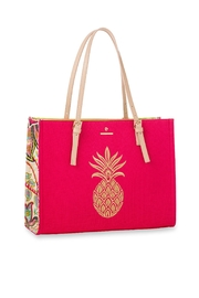 Spartina 449 Pineapple Sand Tote Bag - Product Mini Image
