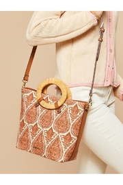 Spartina 449 Pink House Lauren Tote - Product Mini Image