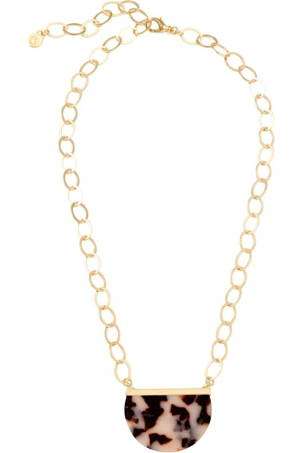 Spartina 449 Pretty Petal Necklace - Front Cropped Image