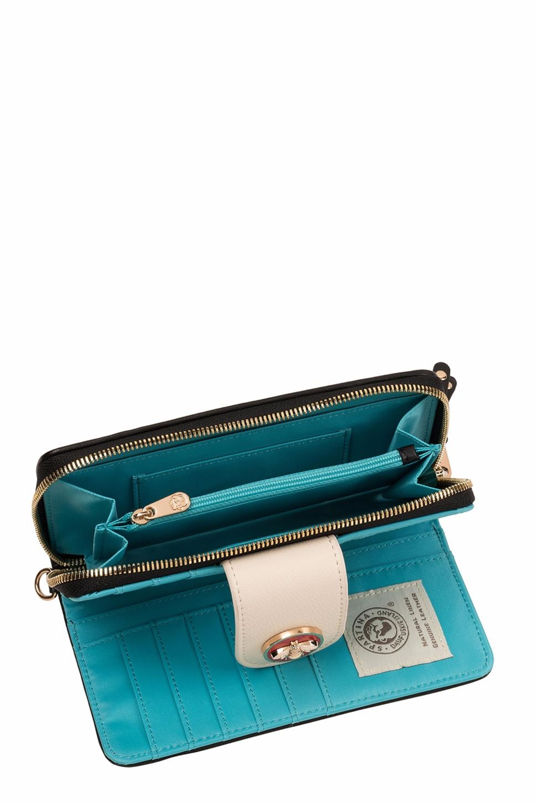Spartina 449 Privateer Club Wallet - Front Full Image