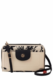 Spartina 449 Privateer Phone Crossbody - Front cropped